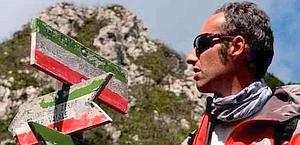 Enrico Brizzi, 37 anni, scrittore e psicoatleta