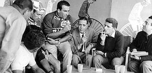 Giro d'Italia del 1965, Sergio Zavoli al Processo alla Tappa. Olympia