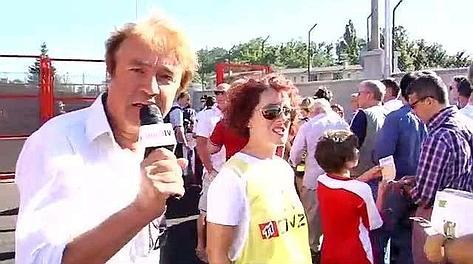 Pier Luigi Todisco, giornalista di Gazzetta.it morto il 7 ottobre 2011 a 52 anni.