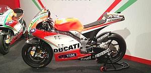 La nuova Ducati Desmosedici GP12