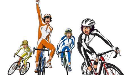 Alcuni personaggi del cartone animato