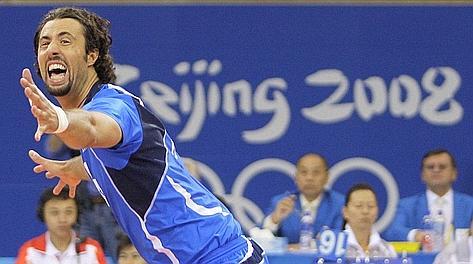 Vigor Bovolenta, 197 presenze e un argento olimpico in Nazionale. Archivio