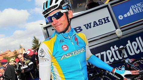 Roman Kreuziger, 25 anni, uomo di punta dell'Astana al Giro 2012. Gasport