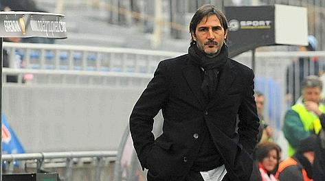 Angelo Gregucci, 47 anni. LaPresse