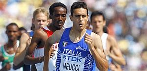Daniele Meucci, 26 anni, bronzo europeo sui 10.000 nel 2010. Archivio