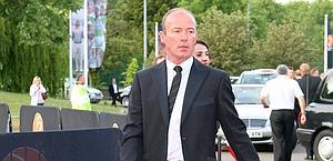 Alan Shearer, ex attaccante della nazionale inglese. Afp