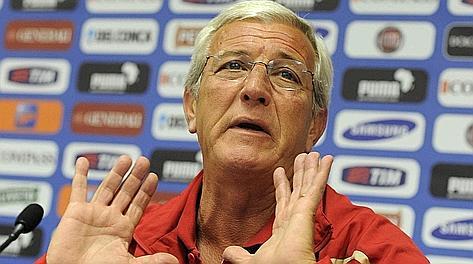 Marcello Lippi, 64 anni. Ansa