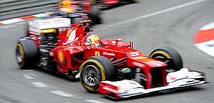 Fernando Alonso durante il GP di Monaco. Reuters