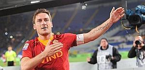 Totti ha esordito in serie A il 28 marzo 1993. LaPresse