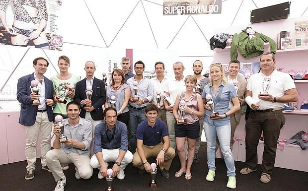 Ecco i vincitori di gazzalook pitti foto del giorno for Abbellimento del lotto d angolo