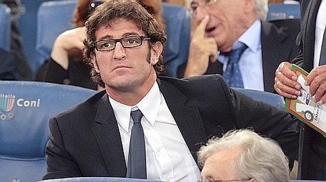 Ciro Ferrara, 45 anni, c.t. dell'Under 21 dal 2010. Eidon