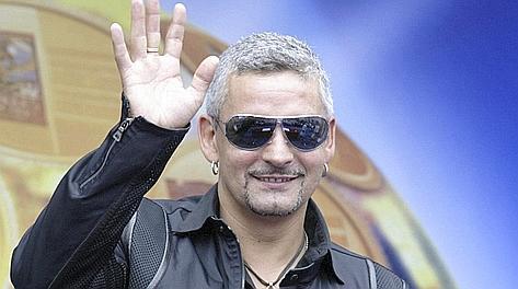 Roberto Baggio  è nato a Caldogno il 18 febbraio 1967. Reuters