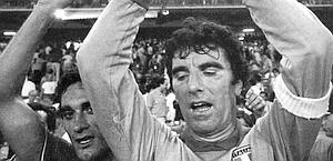 Dino Zoff, capitano della Nazionale campione del mondo