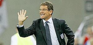 Fabio Capello, 66 anni, nuovo c.t. della Russia. LaPresse