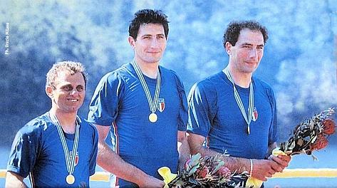 I fratelli Abbagnale e il timoniere Di Capua, eroi olimpici e napoletani