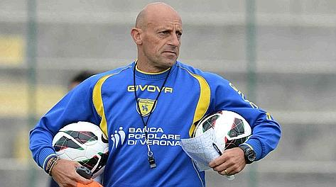 Domenico Di Carlo era tornato al Chievo nel 2011. LaPresse
