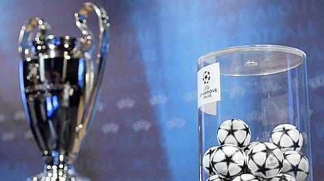 La Champions League partirà il 18 settembre. Ap