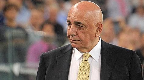 Adriano Galliani, 68 anni. LaPresse
