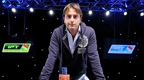 Manlio Iemina, 31 anni, vincitore della tappa di Campione dell'Ipt. cloudfront.net