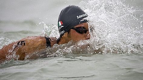 Europei in acque libere, oro nel team event