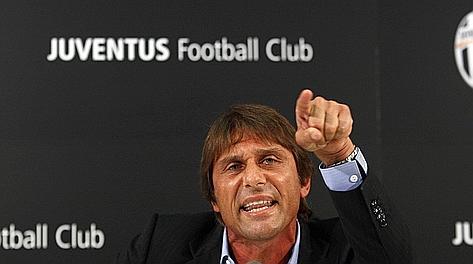 Antonio Conte, 43 anni. LaPresse