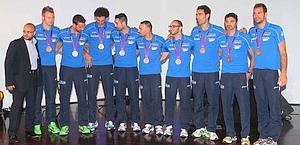 La Nazionale di Berruto, bronzo a Londra 2012
