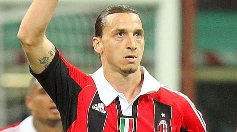 Zlatan Ibrahimovic ha lasciato il Milan la scorsa estate. Ansa