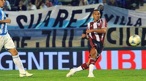 David Trezeguet, 34 anni. Afp