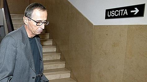 Il medico sportivo Michele Ferrari. Ansa