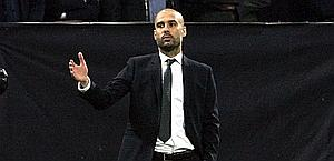 Pep Guardiola, 41, in charge at Barcelona from 2008 to 2012. Forte