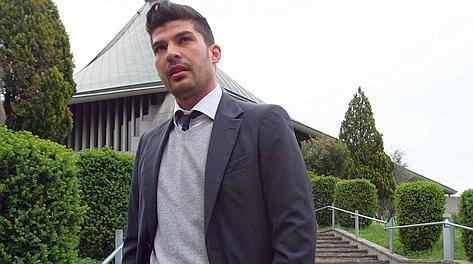 Alessandro Ruggeri, 25 anni, ex presidente dell'Atalanta. Fotogramma