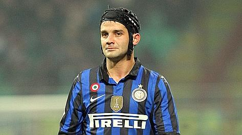 Cristian Chivu, 32 anni. Forte