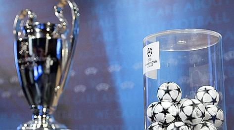 La Champions League entra nel vivo. Ap
