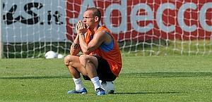 Wesley Sneijder, 28 anni, dal 2009 all'Inter. Bozzani