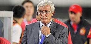 Marcello Lippi, 64, coaches China's Guangzhou Evergrande. AFP