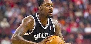 Andray Blatche. Reuters