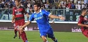 Riccardo Saponara, talento dell'Empoli. Può andare al Milan. LaPresse
