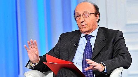 Luciano Moggi, 75 anni. Archivio