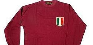 La maglia del Grande Torino di Mazzola. Archivio