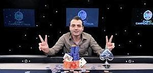 Andrea Montini, 28 anni. www.poker.it