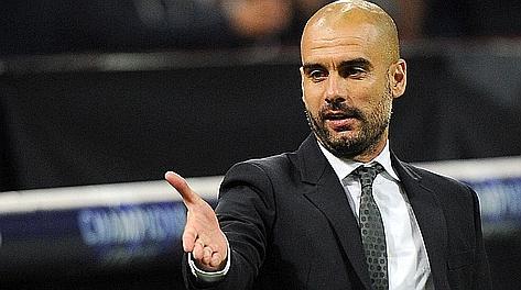 473 x 264 · 24 kB · jpeg, Guardiola Entraînera le Bayern l'année ...