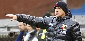 Davide Ballardini, 49 anni, al Genoa già nel 2010-11. LaPresse