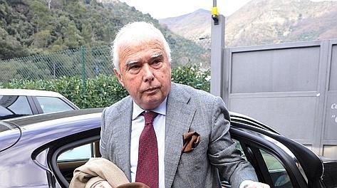 Riccardo Garrone è morto a 76 anni: era il presidente della Samp. Ansa