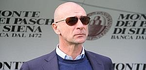 Davide Ballardini, oggi il suo ritorno in A, alla guida del Genoa. Ansa
