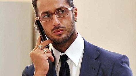 GF Vip 3, Fabrizio Corona entra in casa per un confronto con Silvia Provvedi