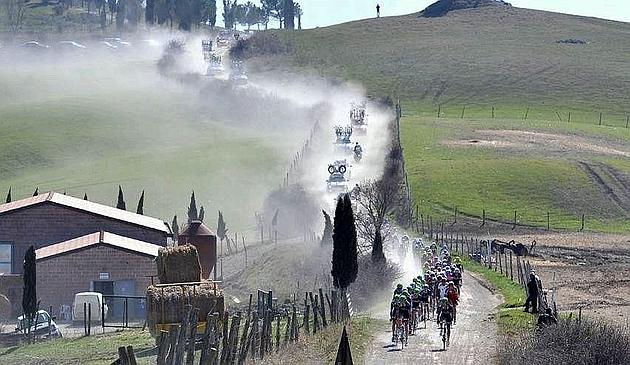 Strade Bianche il 2 marzoE torna il Giro del Lazio!