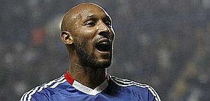 Juve now have their sights on Nicolas Anelka. Ap