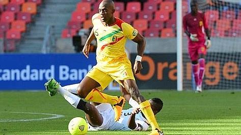 Mohammed Sissoko, ex centrocampista della Juve. LaPresse