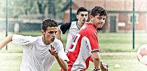 L'80% dei bambini italiani fa sport. Archivio