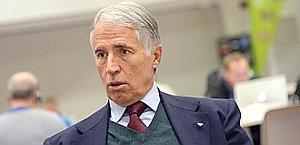 Giovanni Malagò, presidente del Coni. Ansa